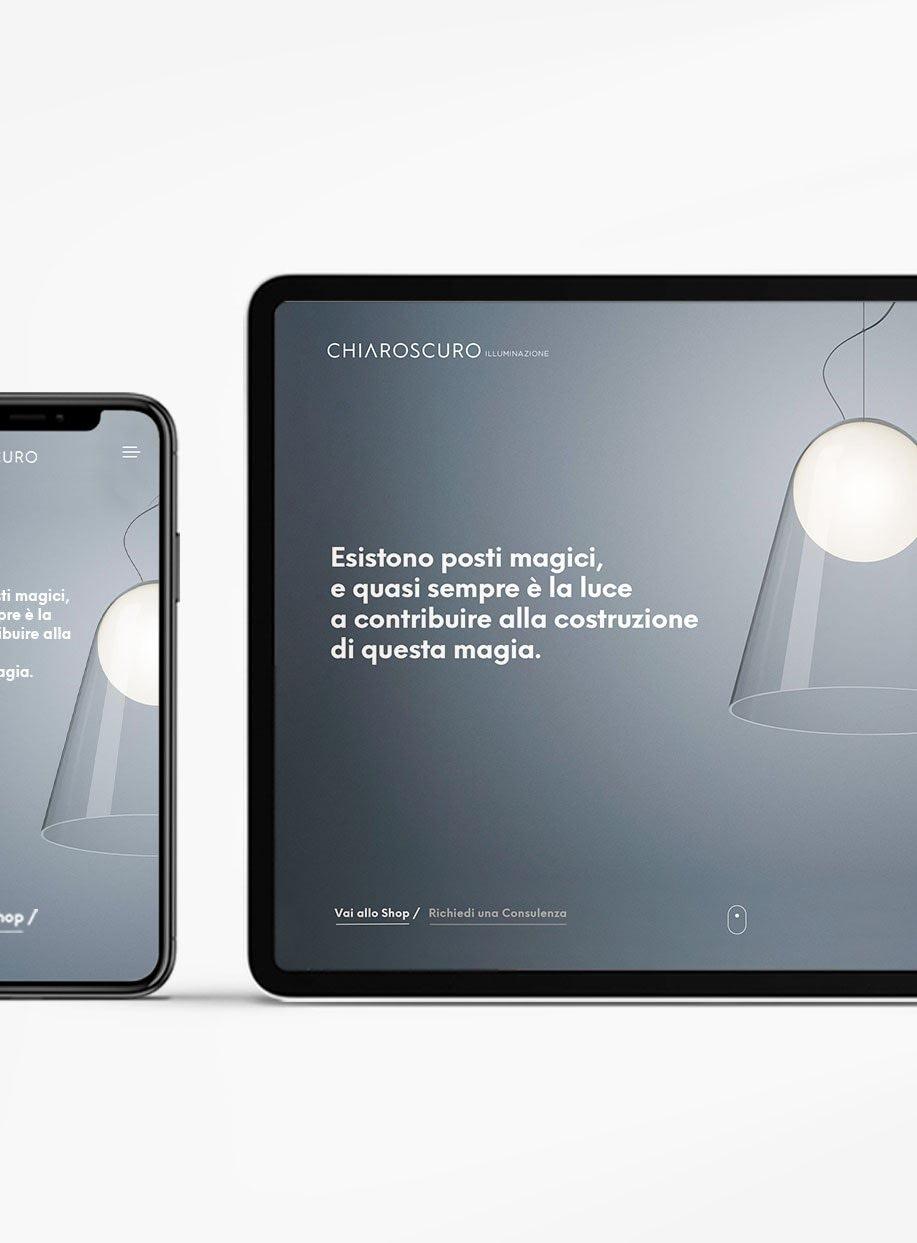 Chiaroscuro Illuminazione