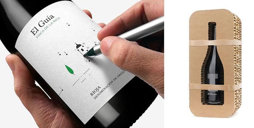 Etichette del Vino: Design al Servizio delle Vendite